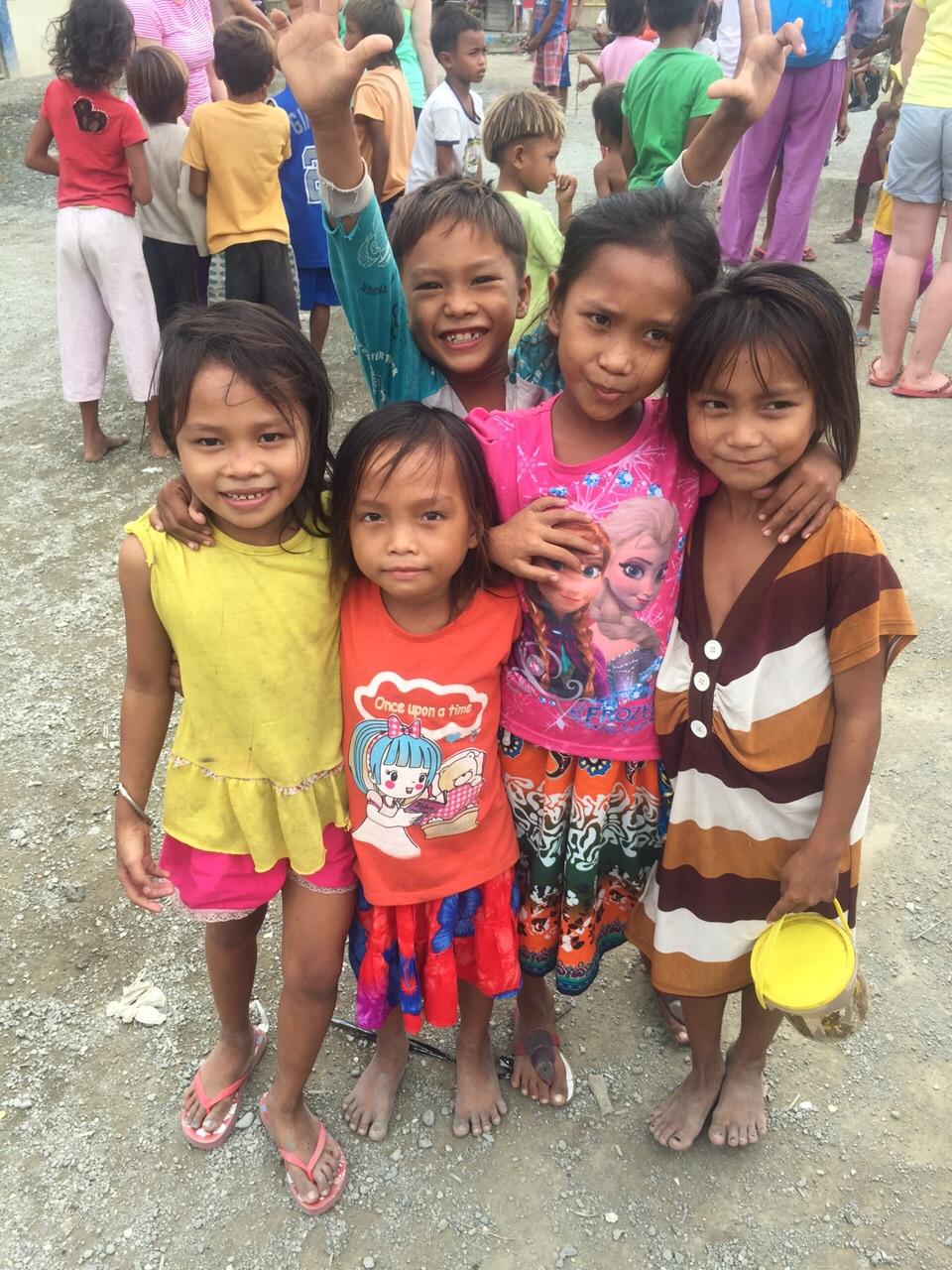 Children, Badjao Tribe, Cebu