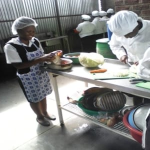 Clara Mbare (Photo: Tendayi Mudyarabikwa)