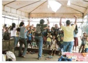 The tent school