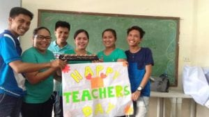 Badjao Nano Nagle Early Learning Centre team