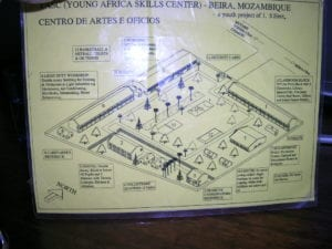 Young Africa campus plans, 2007