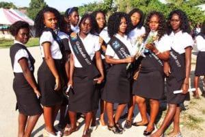 Young Africa graduates