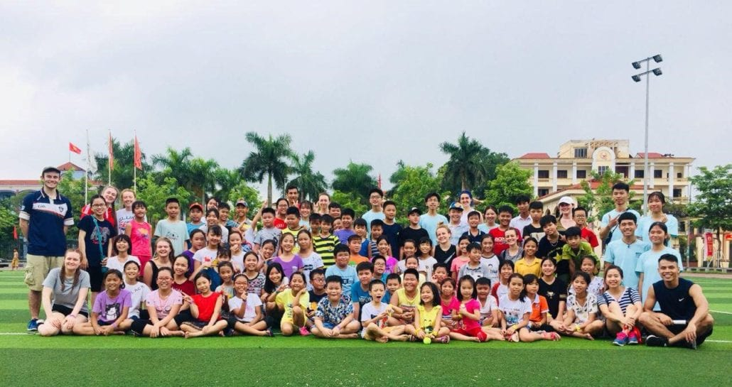 A day in the life of a SERVE volunteer in Vietnam