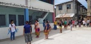SERVE Survival Kits distribution Badjao Tribe Philippines