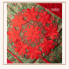 SERVE handmade christmas doily, made in Thailand, sustainable development goals, SDG 12: Sustainable Consumption And Production