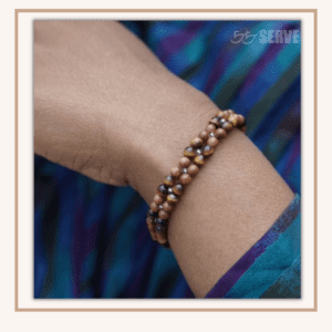 SERVE, handmade bracelet, made in Thailand, sustainable development goals, SDG 12: Sustainable Consumption And Production
